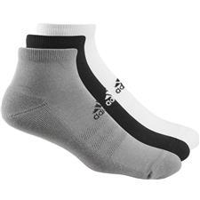 Adidas Men's Ankle Socks - 3 Pack