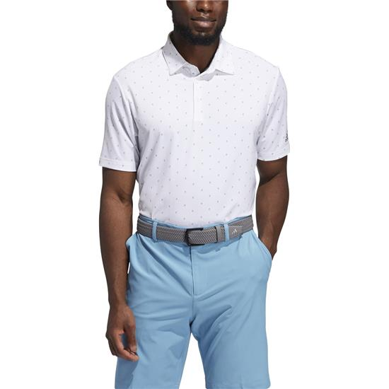 Adidas Men's Ultimate365 Print Polo