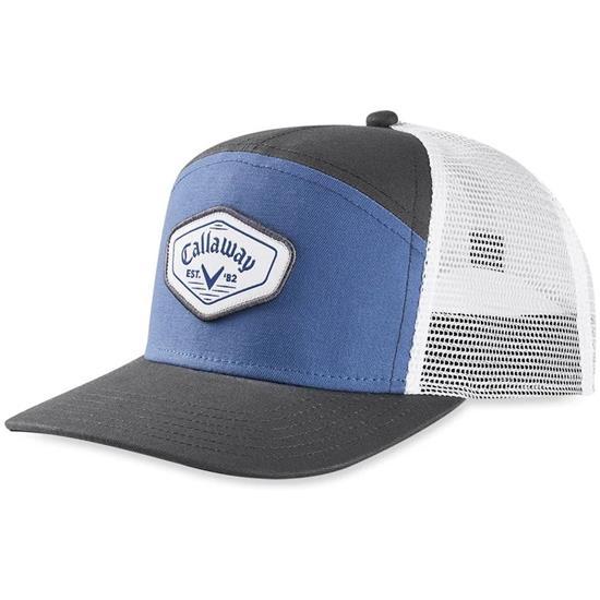 Callaway Golf Men's 7 Panel Trucker Hat