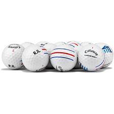 Callaway Golf Logo Overrun Chrome Soft Triple Track Golf Balls