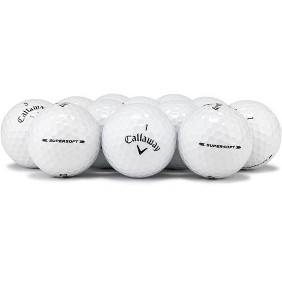 Callaway Golf Prior Generation Supersoft Bulk Golf Balls