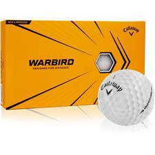 Callaway Golf Warbird Play Yellow Golf Balls - 15 Pack