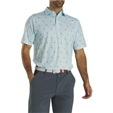 FootJoy Men's Lisle Cocktail Print Polo