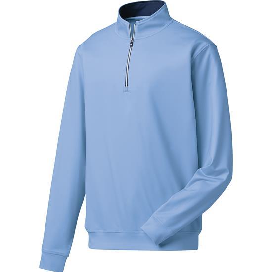 FootJoy Men's Long Sleeve Half-Zip Pullover
