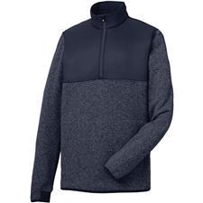 FootJoy Men's Sweater Fleece 1/4-Zip Pullover