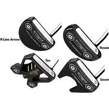 Odyssey Golf Stroke Lab Black Putters