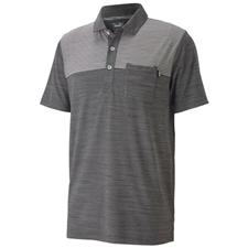 Puma Men's Cloudspun Pocket Golf Polo