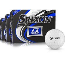 Srixon Q-Star Golf Balls - Buy 2 DZ Get 1 DZ Free