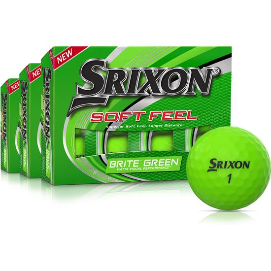 Soft Feel 2 Brite Green
