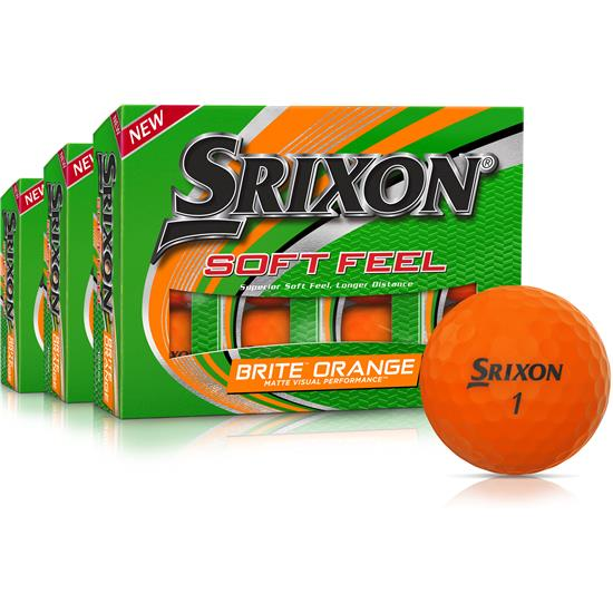 Soft Feel 2 Brite Orange