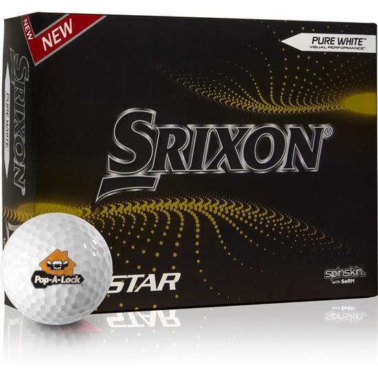 Srixon Z-Star 7 Golf Balls - 2021 Model