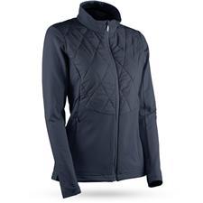 Sun Mountain AT Hybrid Full-Zip Jacket for Women - 2021 Model