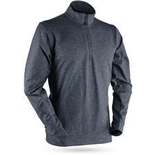 Sun Mountain Men's Bridger Long Sleeve Pullover - 2021 Model