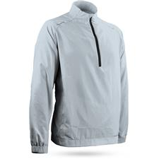 Sun Mountain Men's Brushed Solo Pullover - 2021 Model