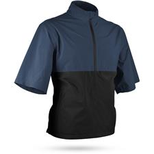 Sun Mountain Men's Monsoon Short Sleeve Pullover - 2021 Model