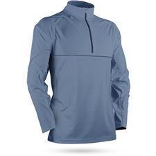 Sun Mountain Men's Second Layer Long Sleeve Pullover - 2021 Model