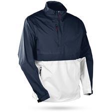 Sun Mountain Men's Stratus Long Sleeve Pullover - 2021 Model