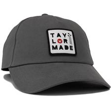 Taylor Made Men's Lifestyle Five Panel Personalized Hat - Gray