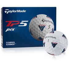 Taylor Made TP5 PIX USA 2.0 Golf Balls