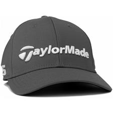 Taylor Made Men's Tour Radar Hat - Charcoal