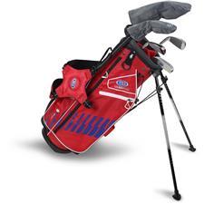 U.S. Kids Ultralight 54 Inch Stand Bag Set
