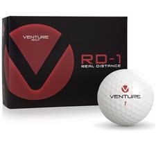 Venture Golf RD-1 Golf Balls