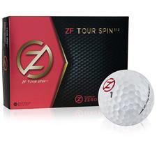 Zero Friction Tour Spin 312 Golf Balls