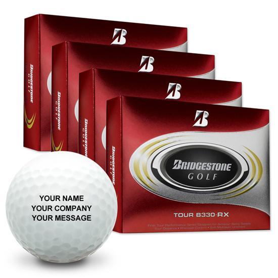 Bridgestone Tour B330-RX Golf Balls - Buy 3 Get 1 Free