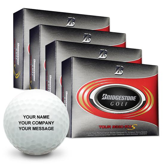 Bridgestone Tour B330-RXS Golf Balls - Buy 3 Get 1 Free