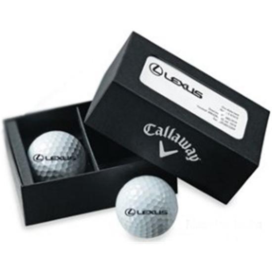 Callaway Golf 2-Ball Business Card Box