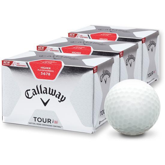 Callaway Golf Tour i(s) High Number Golf Ball Buy 2 Get 1 Free