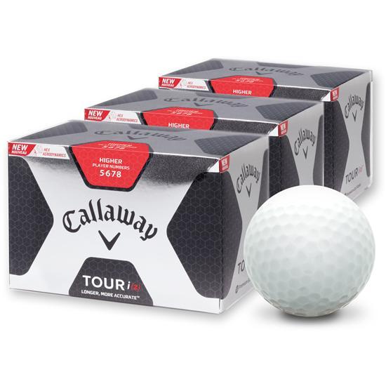 Callaway Golf Tour i(z) High Number Golf Balls -Buy 2 Get 1 Free