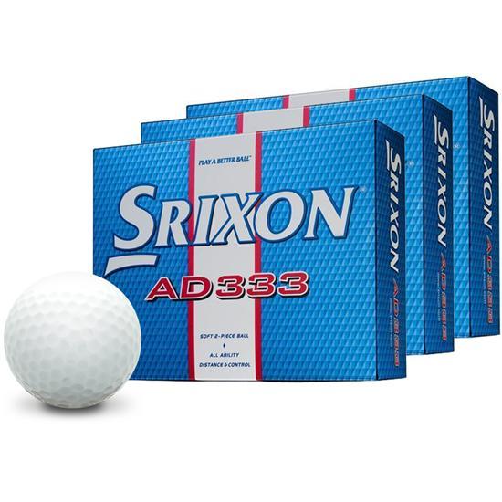 Srixon AD333 Golf Balls - Buy 2 Get 1 Free
