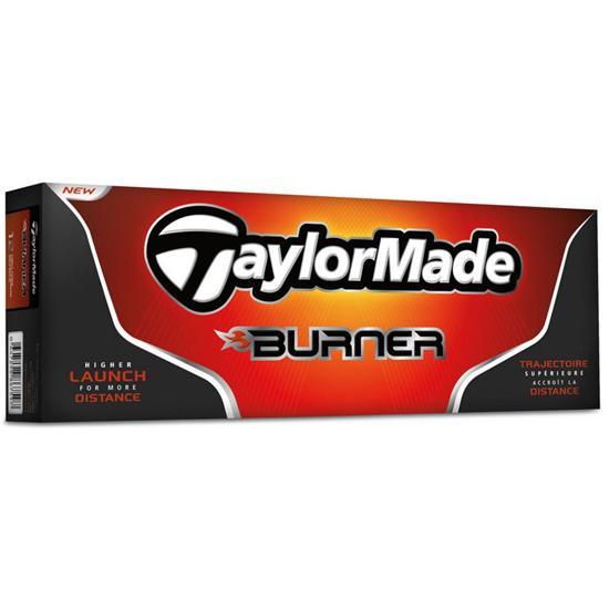 Taylor Made Burner Golf Ball