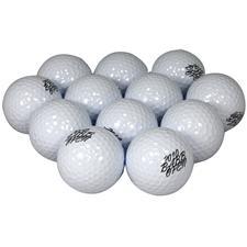 Wilson Blank Logo Overrun Golf Balls