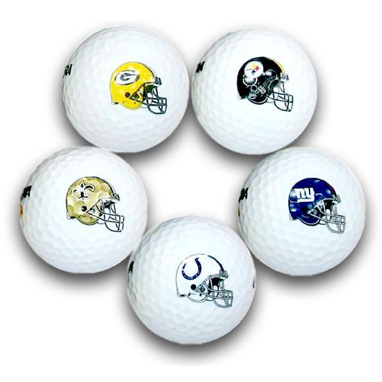 Wilson NFL Golf Balls