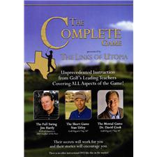 Dr David Cook The Complete Game DVD