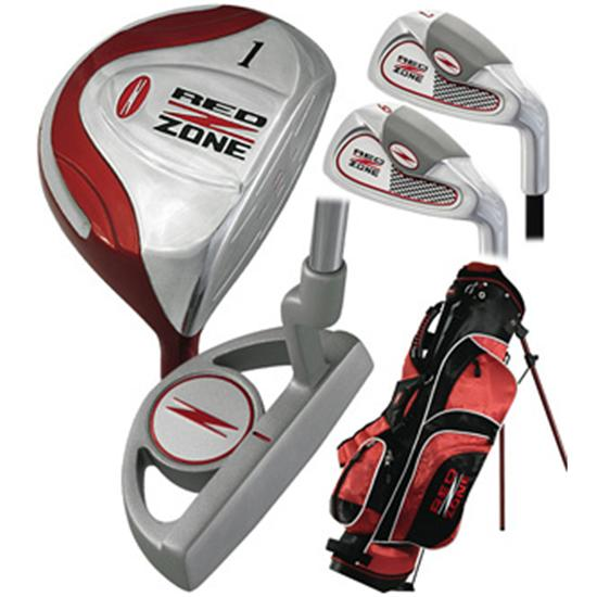 Merchants of Golf Red Zone Junior Golf Sets