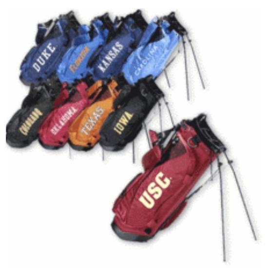 Nike Collegiate Stand Bags