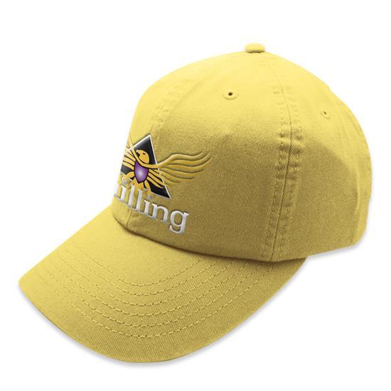 Greg Norman Men's Classic Solid Logo Hat