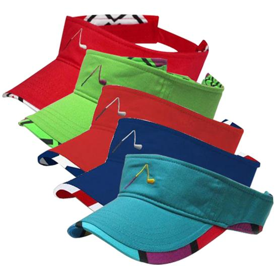 LoudMouth Golf Men's Visor