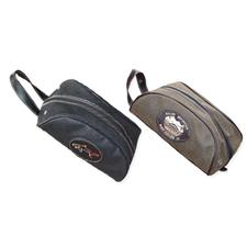 Logo Golf Canyon Toiletry Kit - Ebony w/ Black Accents