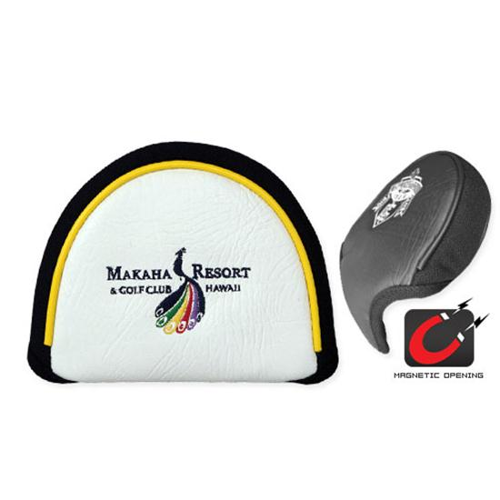 Logo Golf Extreme 2-Ball Putter Covers
