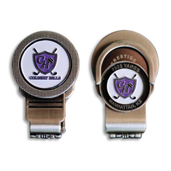 Logo Golf Prestige Hat Clip