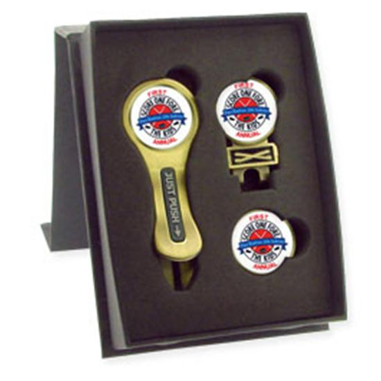 Logo Golf Quick X Gift Set- Style #5