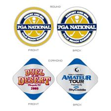 Logo Golf Custom Logo Really Big Ball Marker