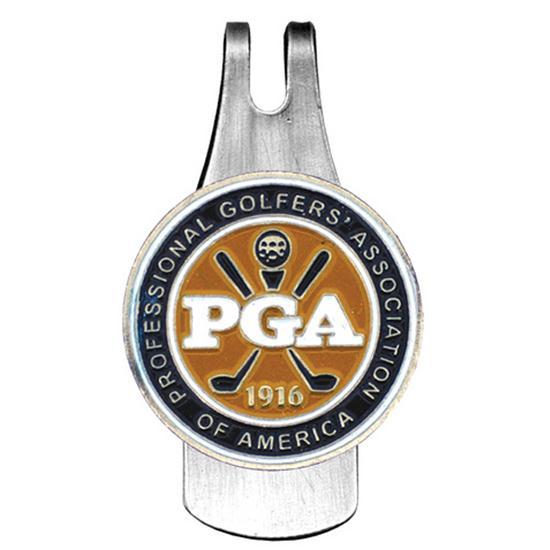 Logo Golf Springer Hat Clip