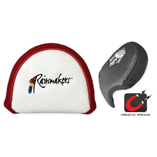Logo Golf Typhoon 2-Ball Putter Cover