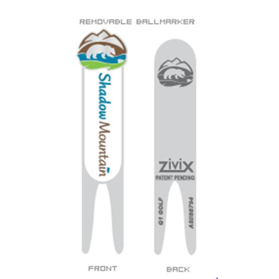 Logo Golf ZiviX Plus Divot Tool