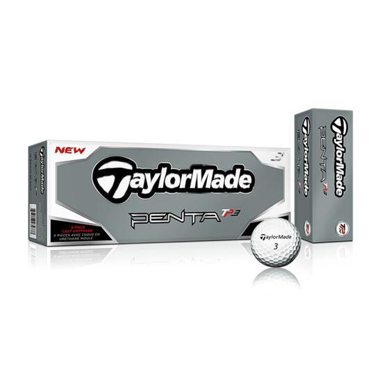 Taylor Made Penta TP 3 Golf Balls